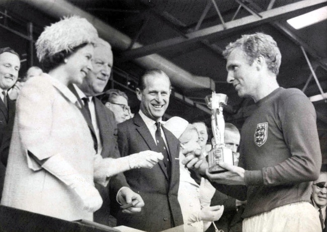 1966 England Win World Cup