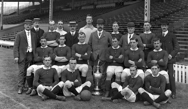 Man Utd 1910-11
