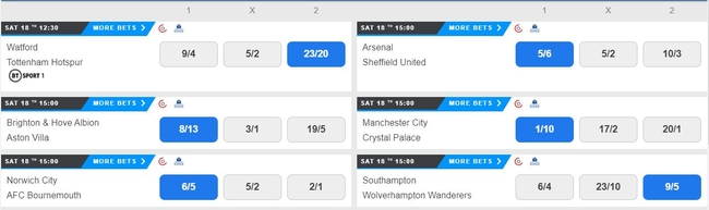 Acca Selections
