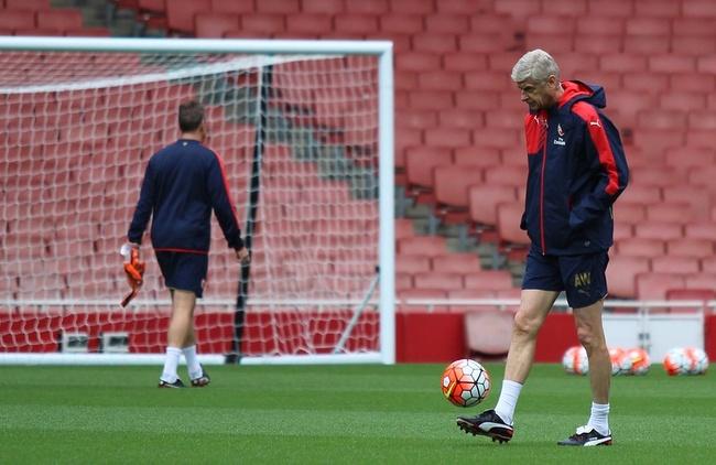 Arsene Wenger Manager