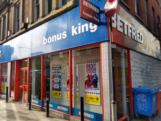 Betfred Bonus King