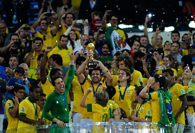 Brazil Win World Cup