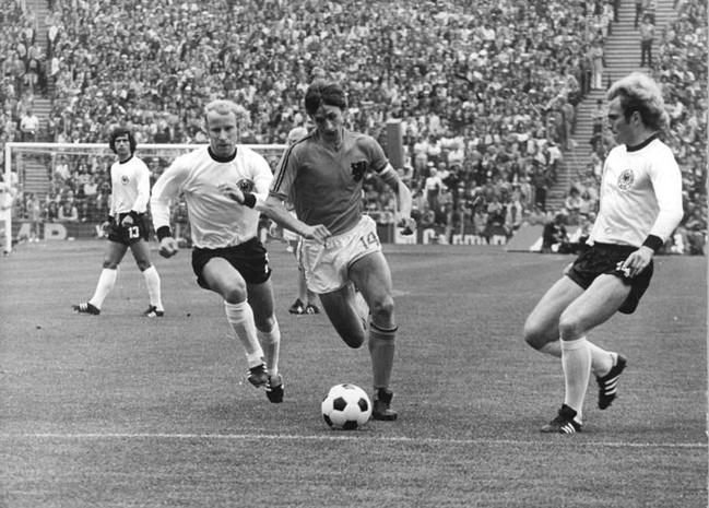 Germany World Cup Final 1974