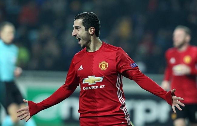 Manchester United Score