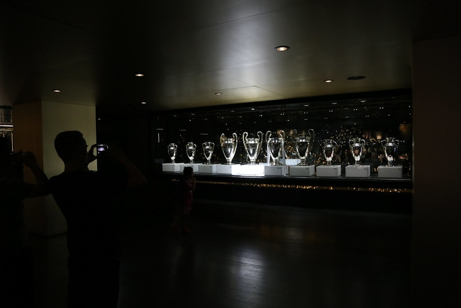 Real Madrid Trophy Cabinet