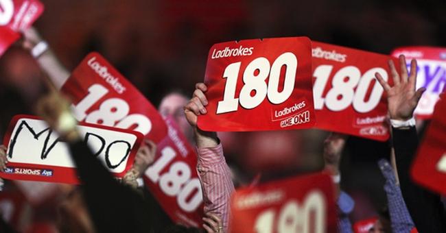 Darts Sponsorship Ladbrokes