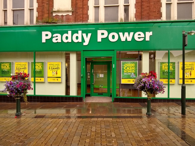 Paddypower Shop