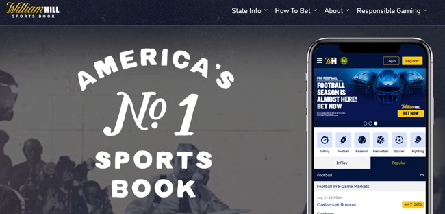 William Hill America