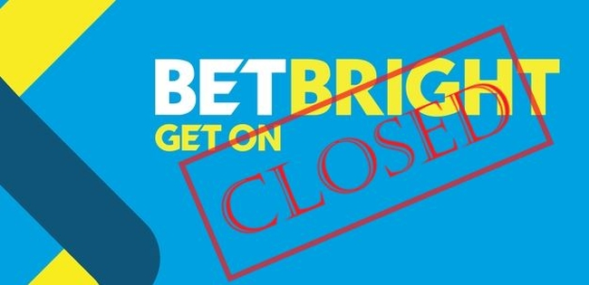 Betbright Closed