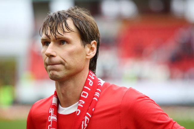 Russian Footballer Yegor Titov