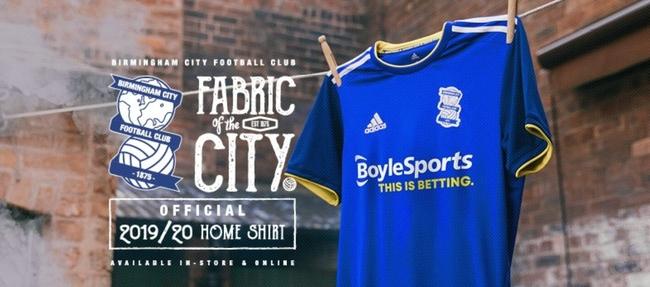 Boylesports Birmingham Kit