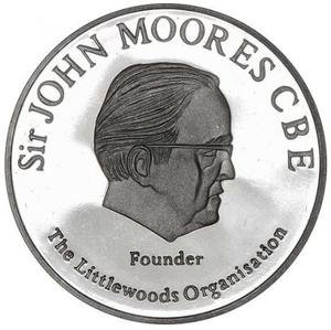 John Moores COin