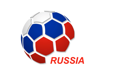 Russia Football Icon