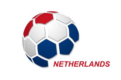 Netherlands Football Icon