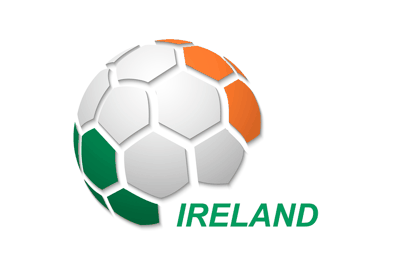 Ireland Football Flag Icon