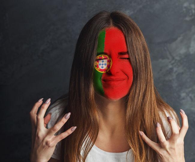 Portugal Fan Anguish