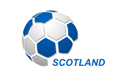 Scotland Football Flag Icon