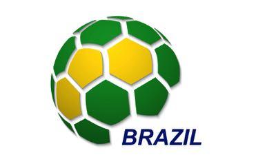 Brazil Football Flag Icon