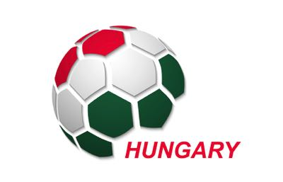 Hungary football flag icon