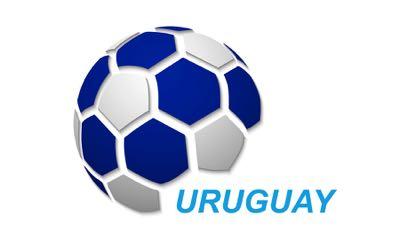 Uruguay football flag icon