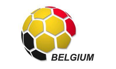 Belgium football flag icon