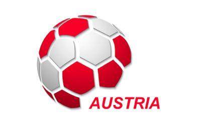 Austria Football Flag Icon