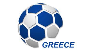 Greece football flag icon