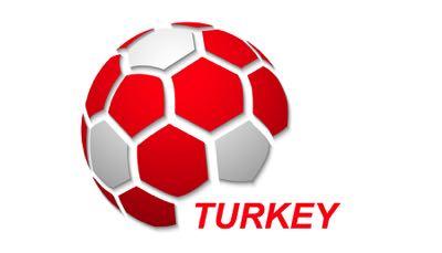 Turkey football flag icon